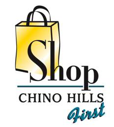 Shop Chino Hills First Window Decal