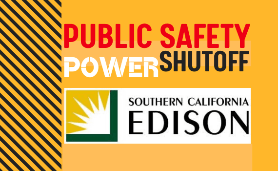 Public Safety Power Shutoff Icon