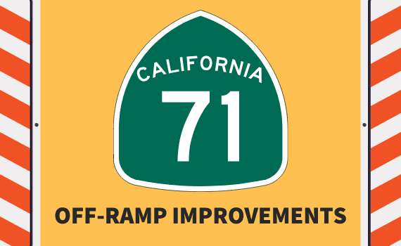 71 FWY Off Ramp Improvements