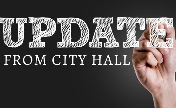 Update from City Hall