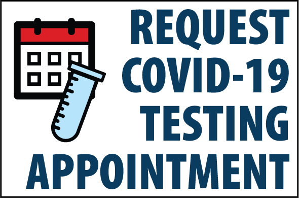 Request COVID-19 Testing Appt