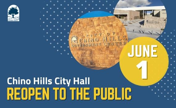 City Hall Open June 1