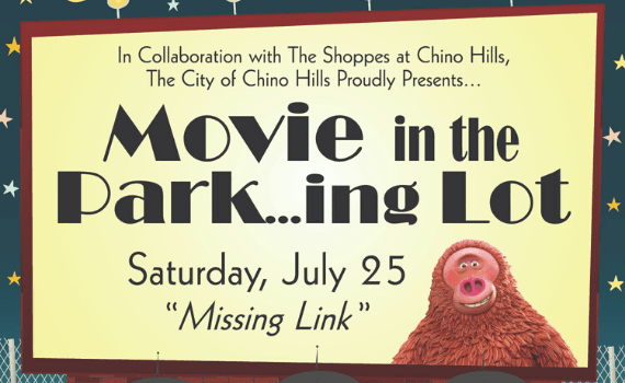 Movies in the Park..ing Lot - Newsflash
