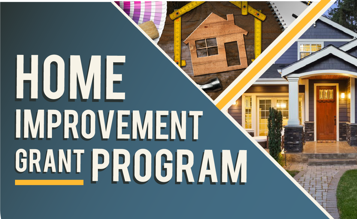 Home Improvement Grant 2020 Newsflash