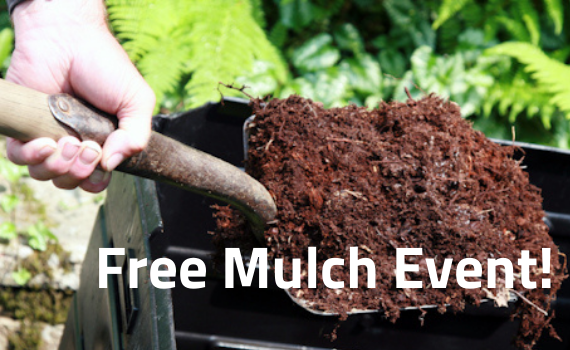 Free Mulch Newsflash graphic