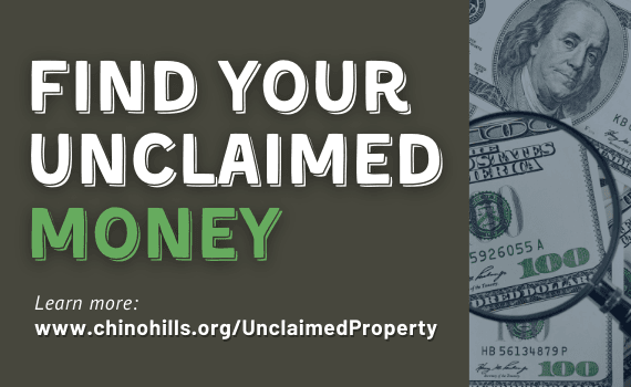 Unclaimed Prop Money - Newsflash