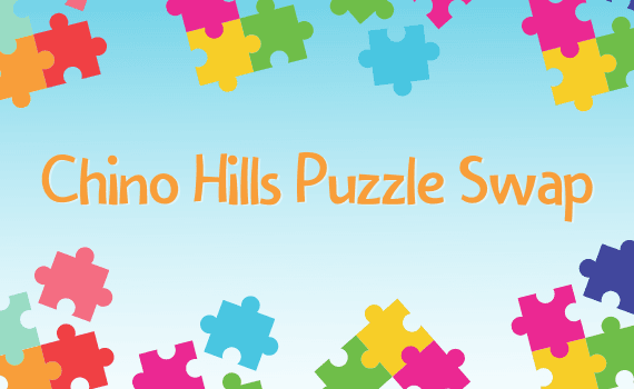 Chino Hills Puzzle Swap - Newsflash