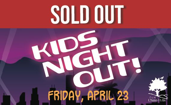 Kids Night Out - Sold Out