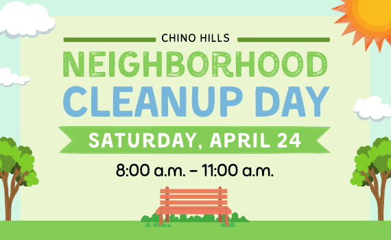Neighborhood Cleanup - Newsflash