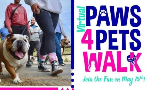 IVHS Paws 4 Pets Walk