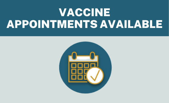_Vaccine Appointments - Newsflash