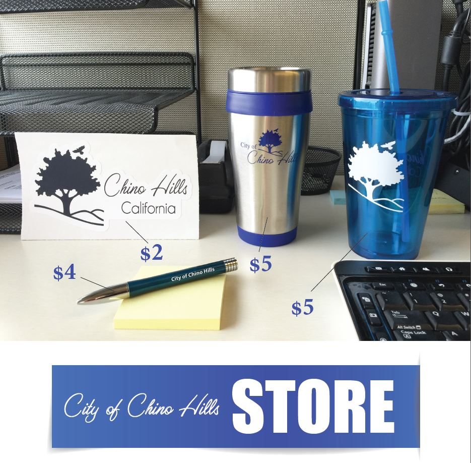 City Store Items