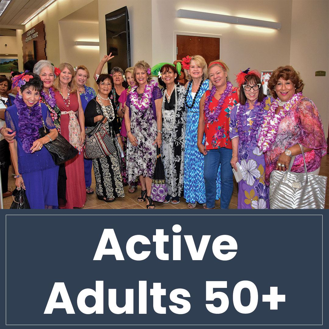 Active Adults 50+ - Virtual Recreation