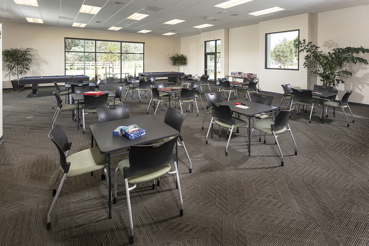 The Willow Room and Teen Activity Center (TAC)