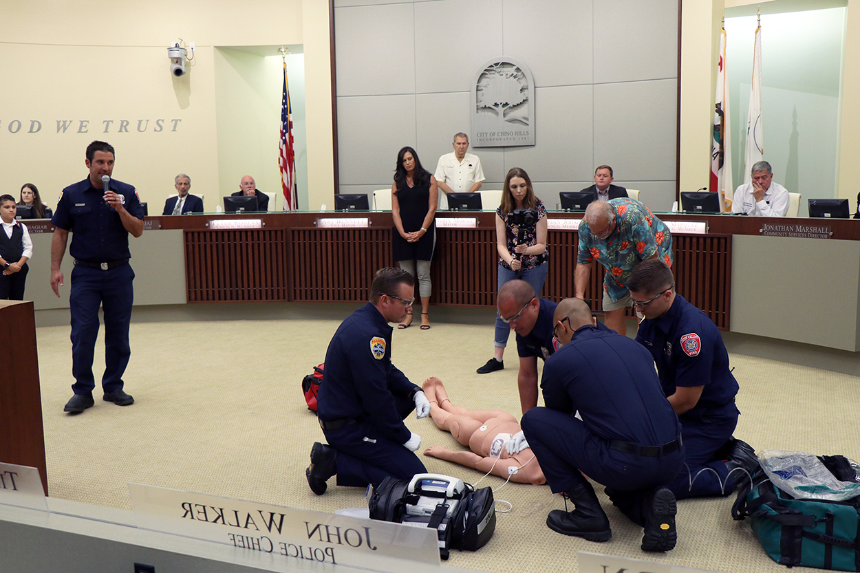 Chino Valley Fire CPR Presentation