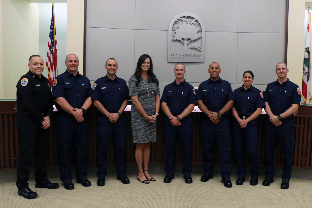 New Chino Valley Independent Fire District Firefighters/Paramedics