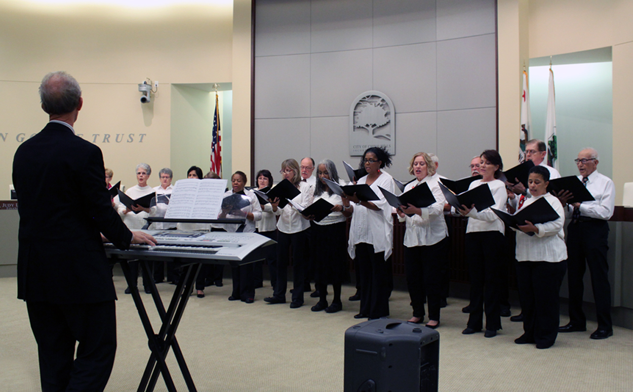 The Chino Valley Community Chorus