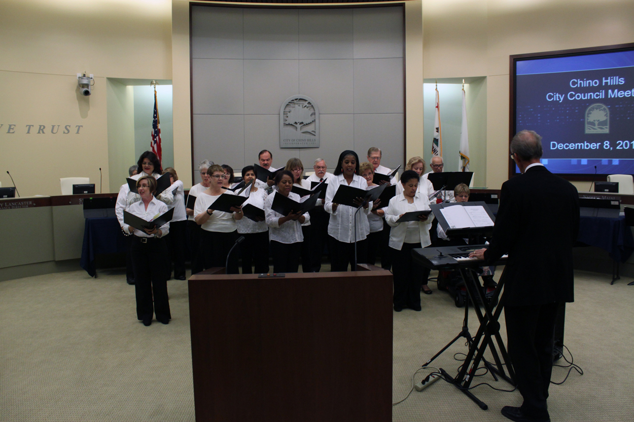 Chino Valley Community Chorus
