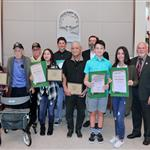 Interview-a-Veteran Essay Contest Winners