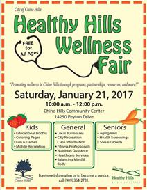 Healthy Hills Wellness Fair
