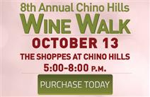 Wine Walk Flyer