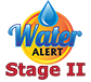 Stage II Water Conservation Alert Icon