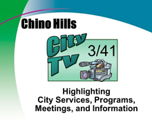 City TV 3 and 41 Bulletin Board Page Photo
