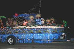 Photo of Boat Parade Entry