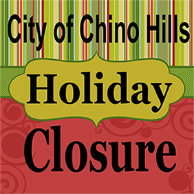 Holiday Closure Icon