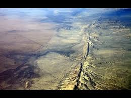 Photo of San Andreas Fault