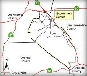 Chino Hills, CA - Official Website - Directions & Map on