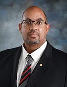 City Manager portrait