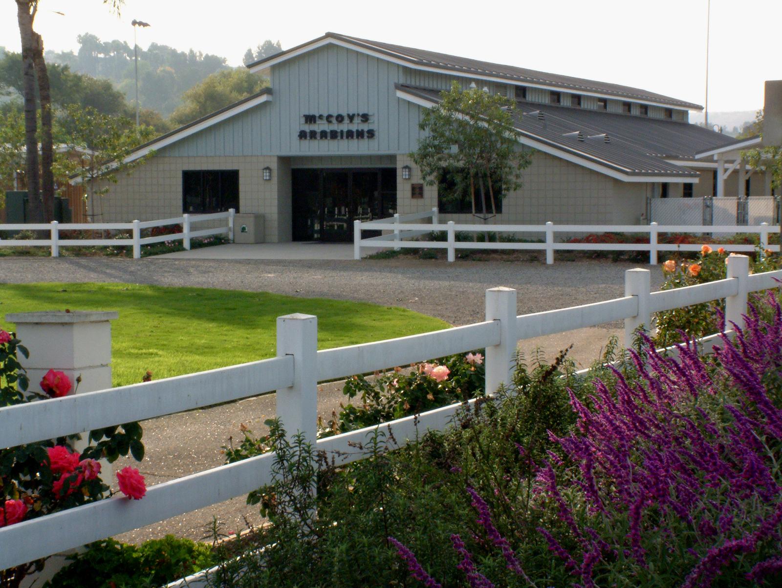 Chino Hills, CA - Official Website - McCoy Equestrian