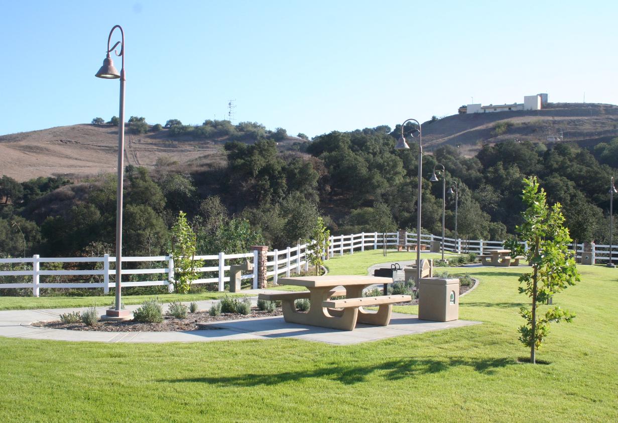Chino Hills, CA - Official Website - Overlook Park