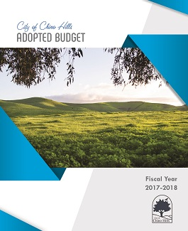 photo of Budget Cover fiscal year 17 18
