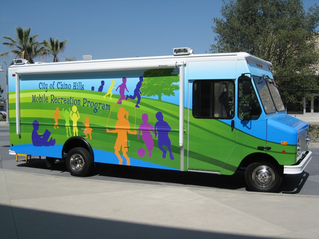 Chino Hills, CA - Official Website - Mobile Recreation