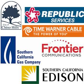 Chino Hills Ca Official Website Utilities