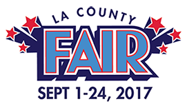 L.A. County Fair Logo