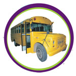 Big Yellow Bus Logo