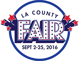 LA County Fair Logo 2016