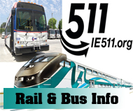 Click Here to Get Rail and Bus Information from IE511