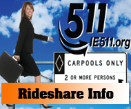 Click Here to Get Rideshare Information from IE511